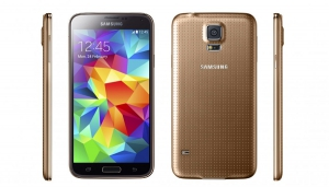 Samsung Galaxy  S5 SM-G900H 16GB Gold