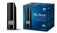 WD My Book 4 TB USB 3.0 Hard Drive with Backup